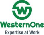 WesternOne full logo vertical