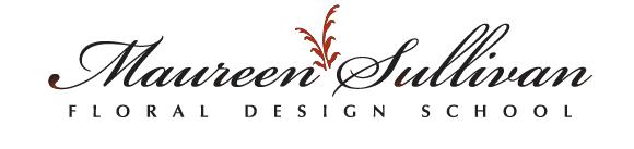 Maureen Sullivan Floral Design School